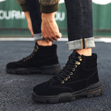 2020 Mens Casual Boots Retto Style Comfort