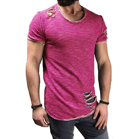 Mens Cotton Rugged Tee