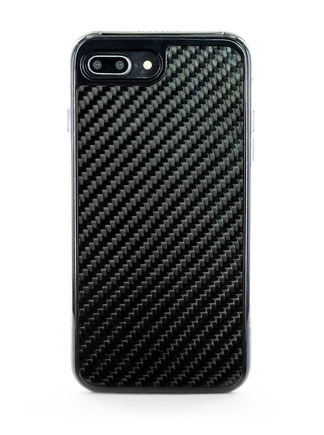 FLEX Anti Shock Kickstand Case for iPhone 8 Plus / 7 Plus - Carbon Fibre