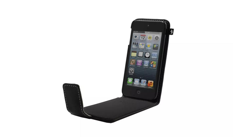 iPod Touch 5G Flip Case - Black