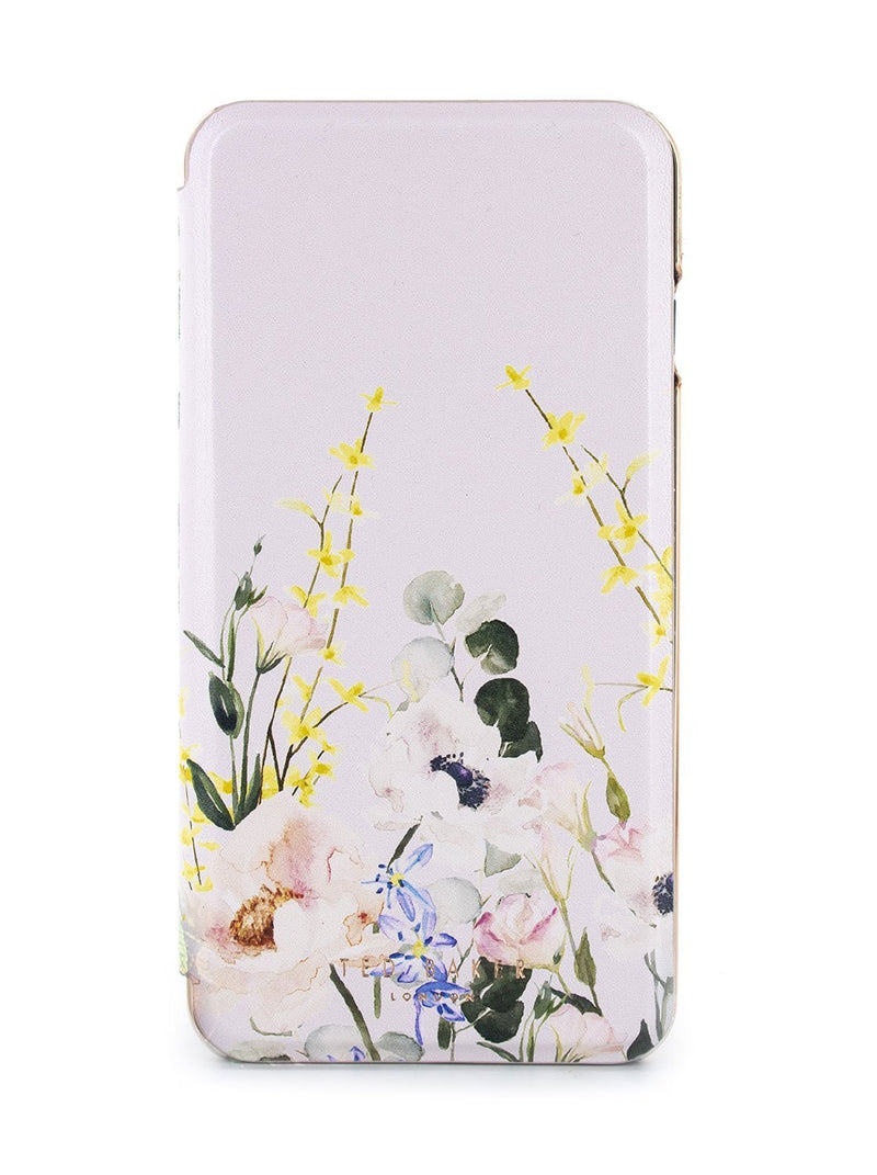 Hero image of the Ted Baker Apple iPhone 8 Plus / 7 Plus phone case in Pink
