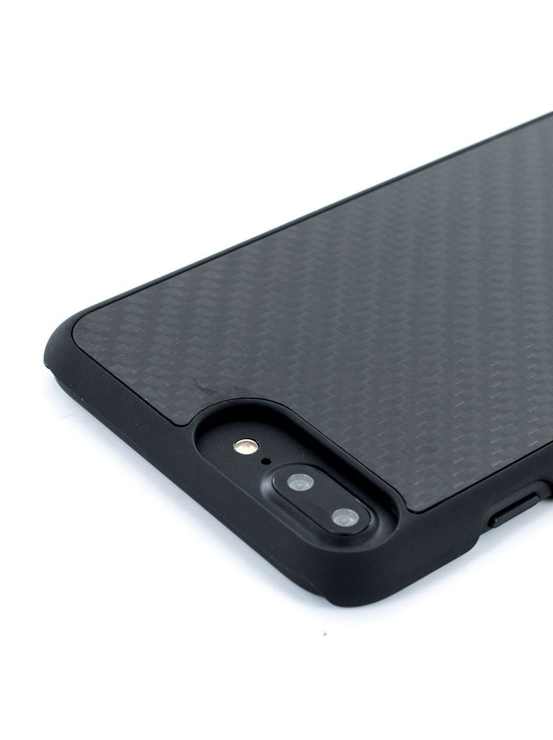 Detail image of the Proporta Apple iPhone 8 Plus / 7 Plus phone case in Black
