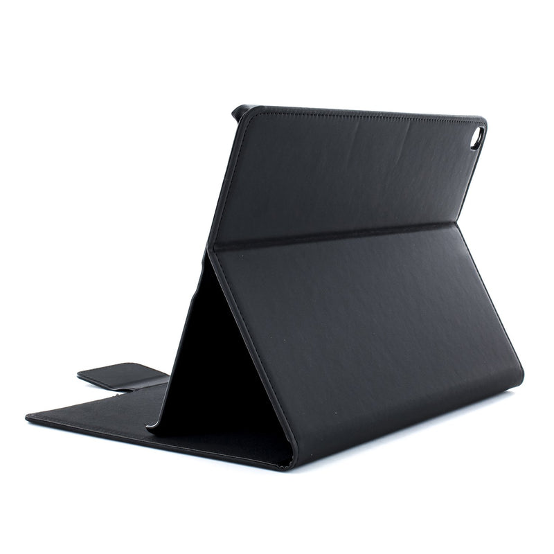 Leather Style Case for Apple iPad Mini 4 - Black