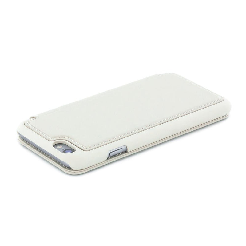 Greenwich BLAKE Leather Case for iPhone 8 Plus - Linen (White)