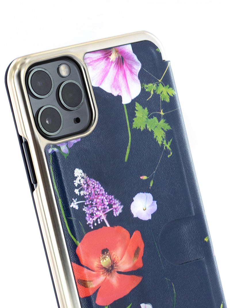 Ted Baker Book Case for iPhone 11 Pro - Hedgerow