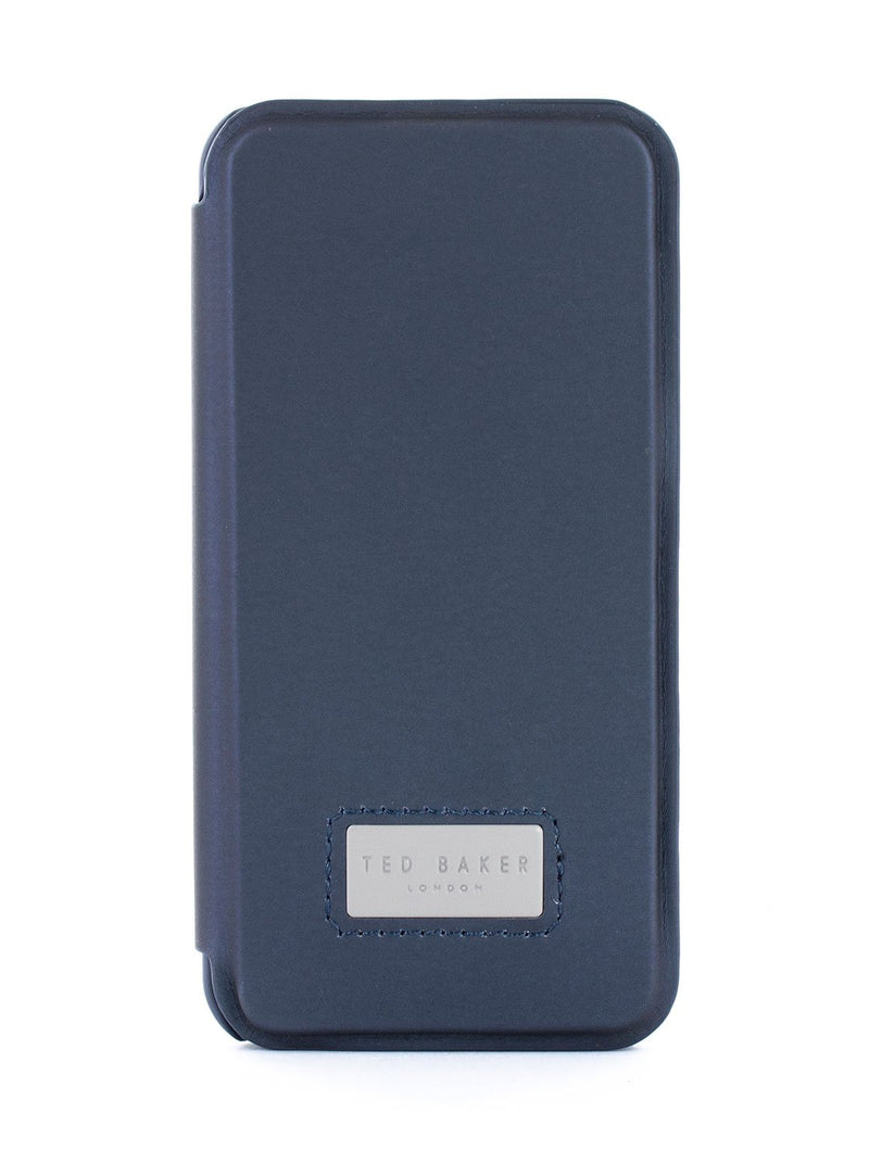 Ted Baker TETTRA Card Slot Folio Case for iPhone SE (2020) / 8 / 7 / 6 - Navy