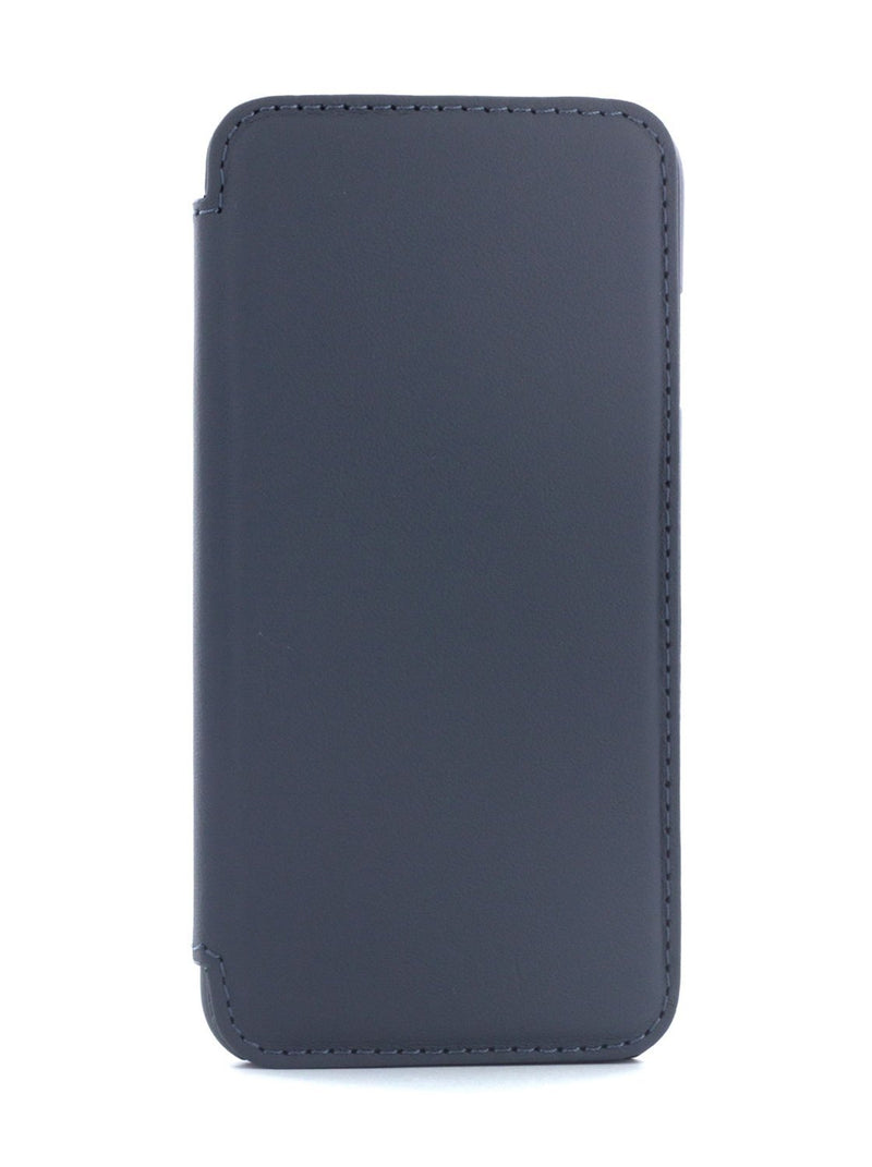 Hero image of the Greenwich Apple iPhone XS / X phone case in Seal Grey
