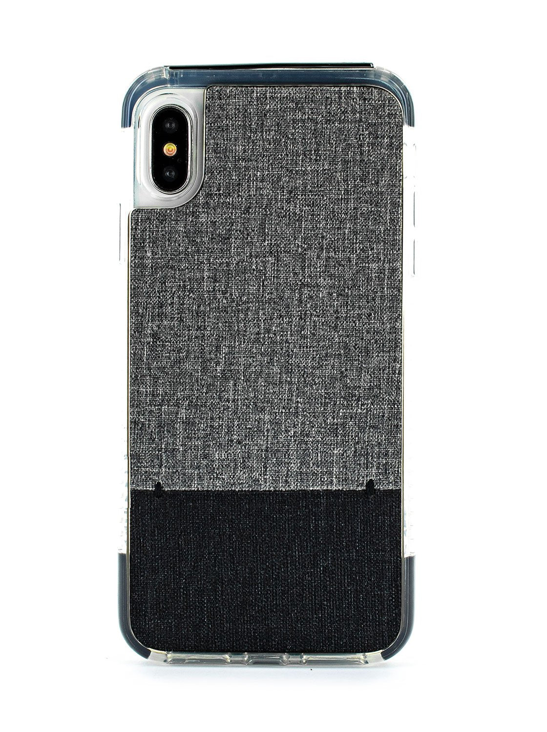 FLEX Anti Shock Kickstand Case for iPhone XS Max - Grey Marl