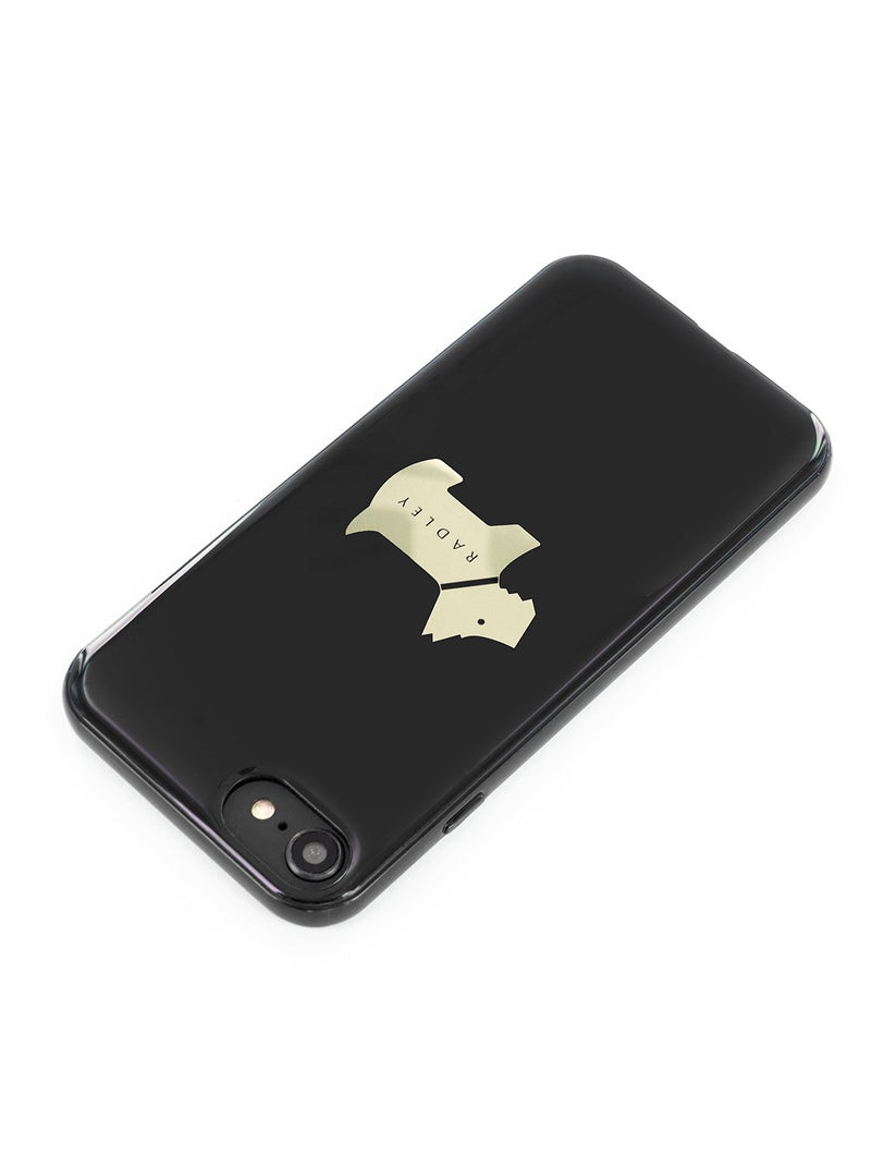 RADLEY Back Shell for iPhone SE (2020) / 8 / 7 / 6 - Black