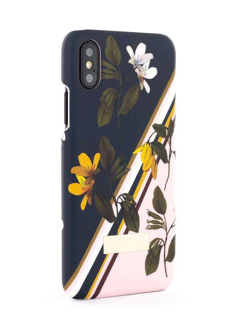 Ted Baker Back Shell for iPhone X/XS - FLOREAA