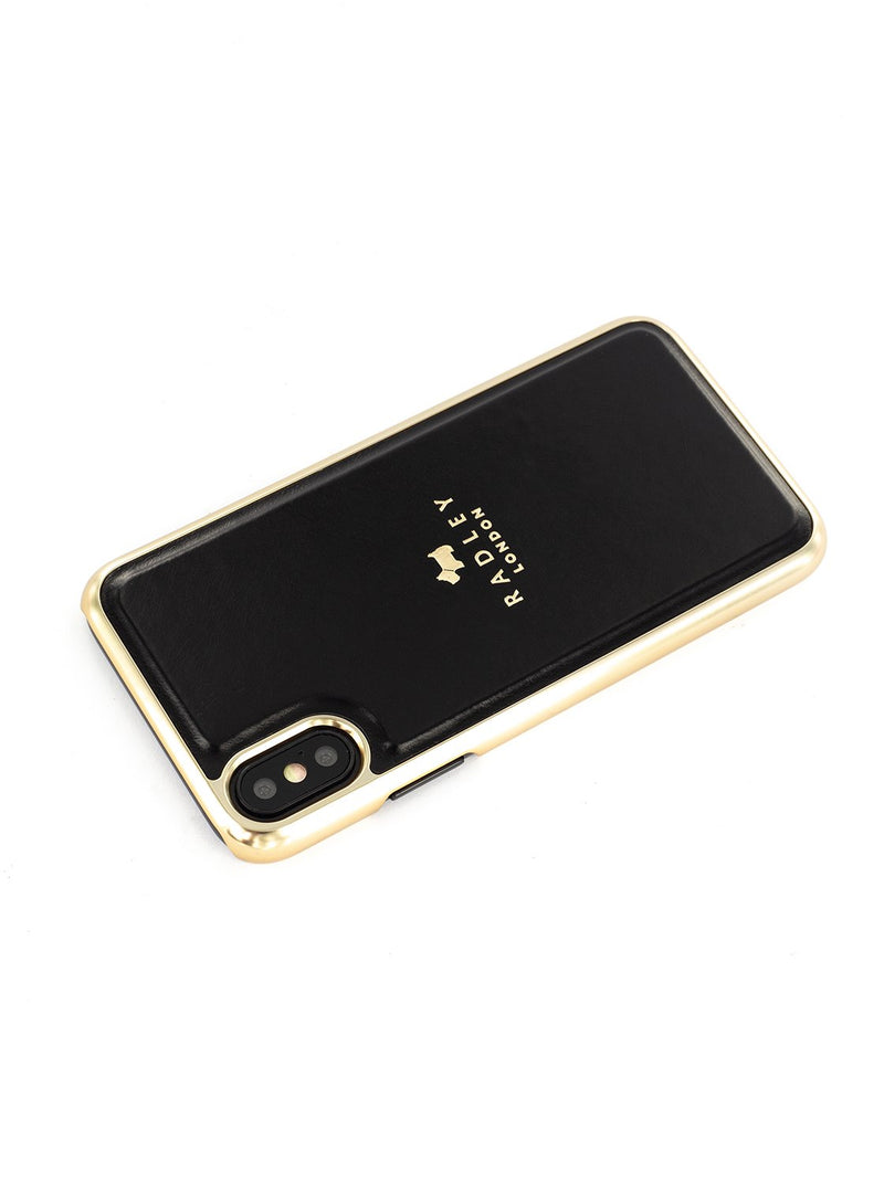 RADLEY Heritage Phone Case for iPhone X / XS - Black and Gold