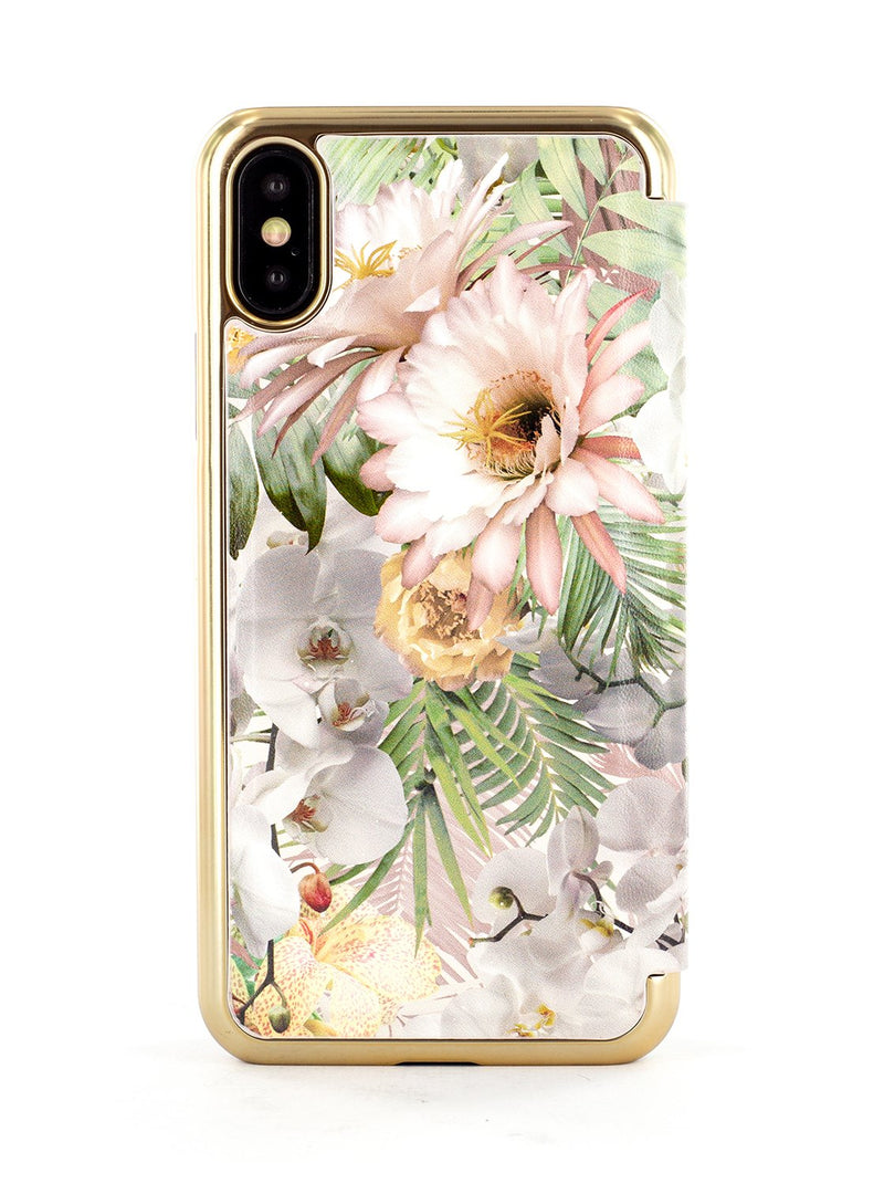 Ted Baker Mirror Case for iPhone X/XS - HHELENA