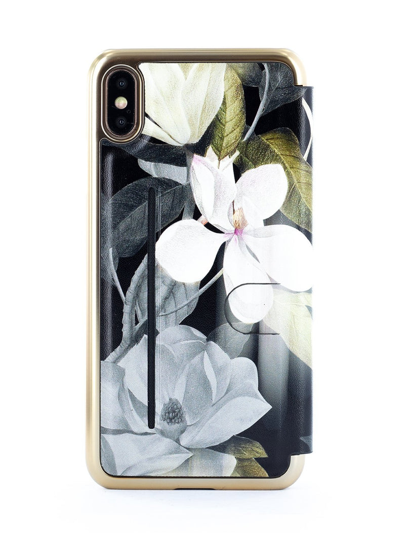 Ted Baker Book Case for iPhone XS Max - AGATTHA