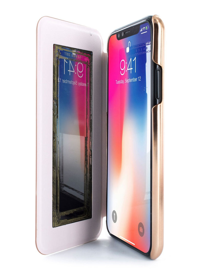 Ted Baker Mirror Case for iPhone X/XS - KAZAAL