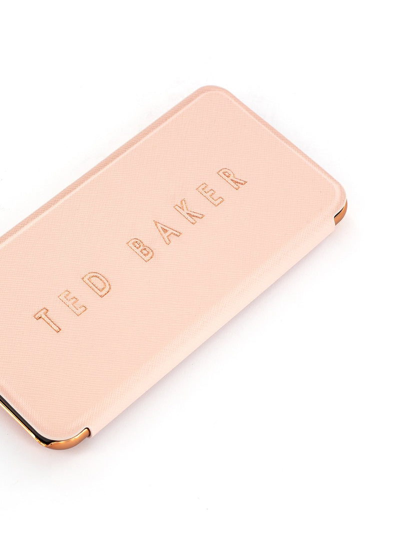 Ted Baker Mirror Case for iPhone 6/7/8 Plus - KATHIEY (Nude)