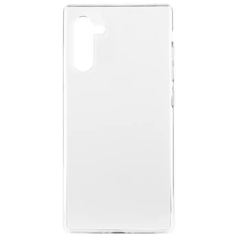 Samsung Note 10 Case - Clear