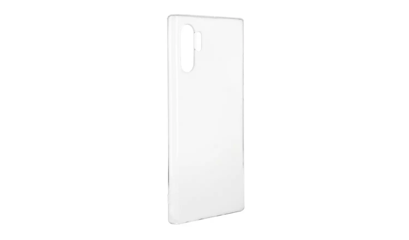 Samsung Note 10+ Phone Case - Clear