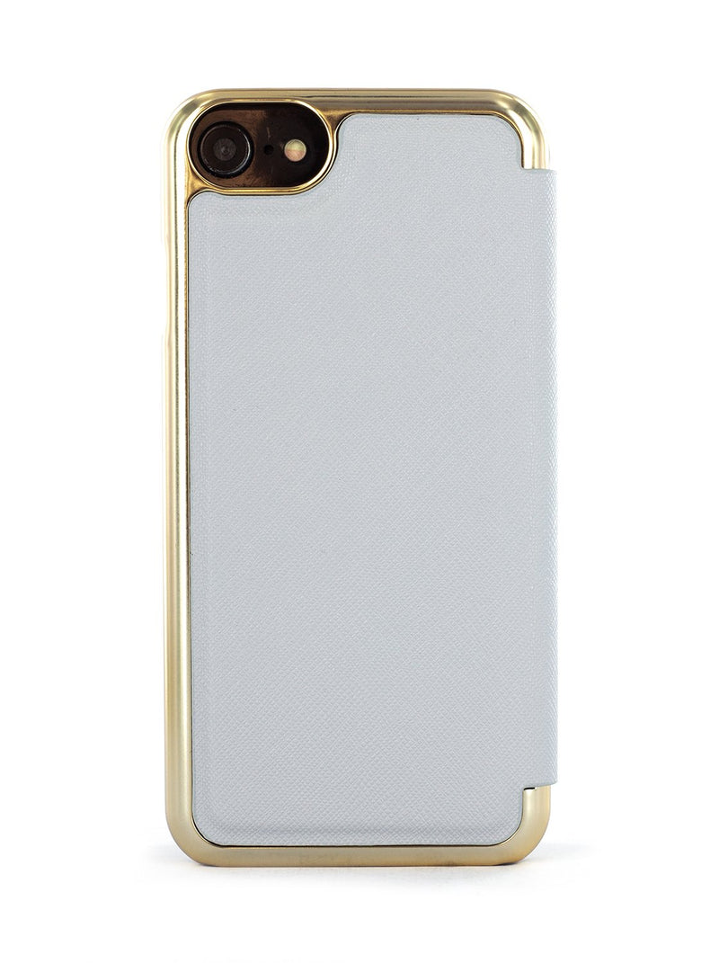 Ted Baker Mirror Case for iPhone SE (2020) / 8 / 7 / 6 - INEZZA (Grey)