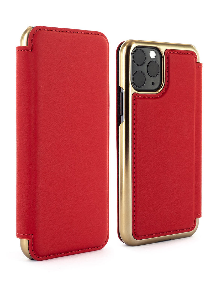 Luxury Leather Case for iPhone 11 Pro