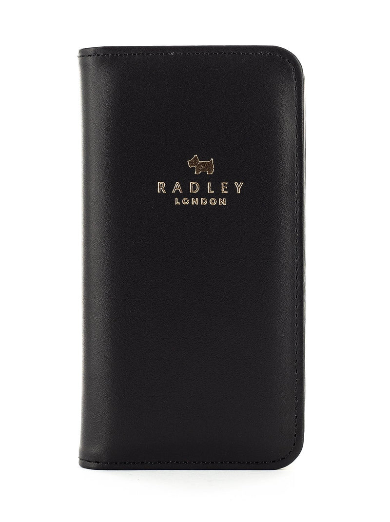RADLEY Book Style Case For iPhone SE (2020) / 8 / 7 / 6 - Black