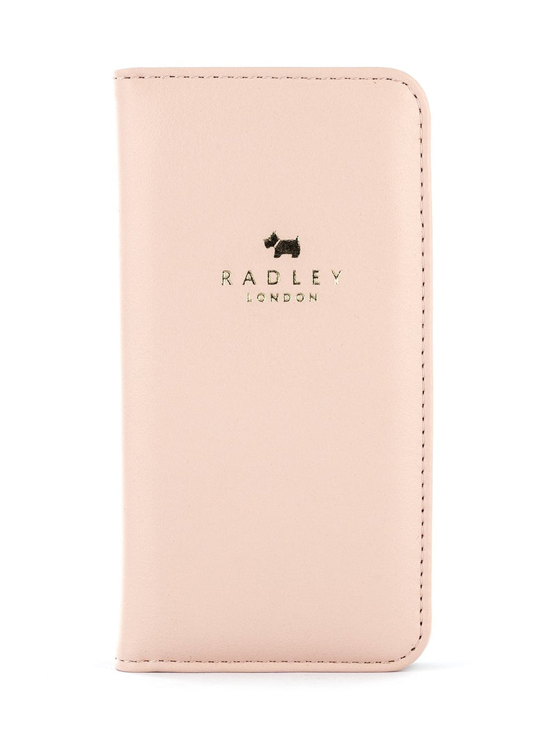 RADLEY Book-style Case for iPhone SE (2020) / 8 / 7 / 6 - Blush Pink