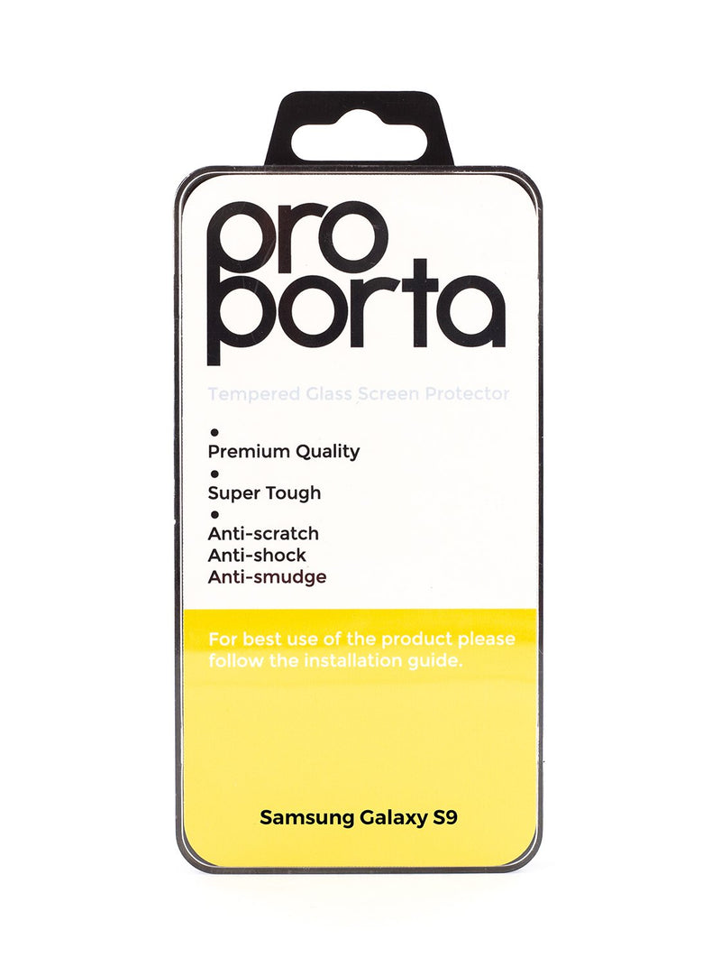 Samsung Galaxy S9 Glass Screen Protector