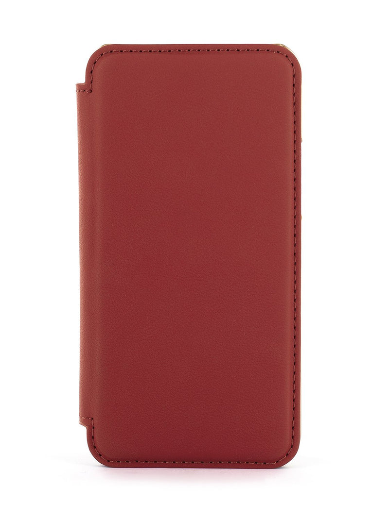 Greenwich BLAKE  Leather Case for iPhone 11 Pro Max - Fireglow (Red)