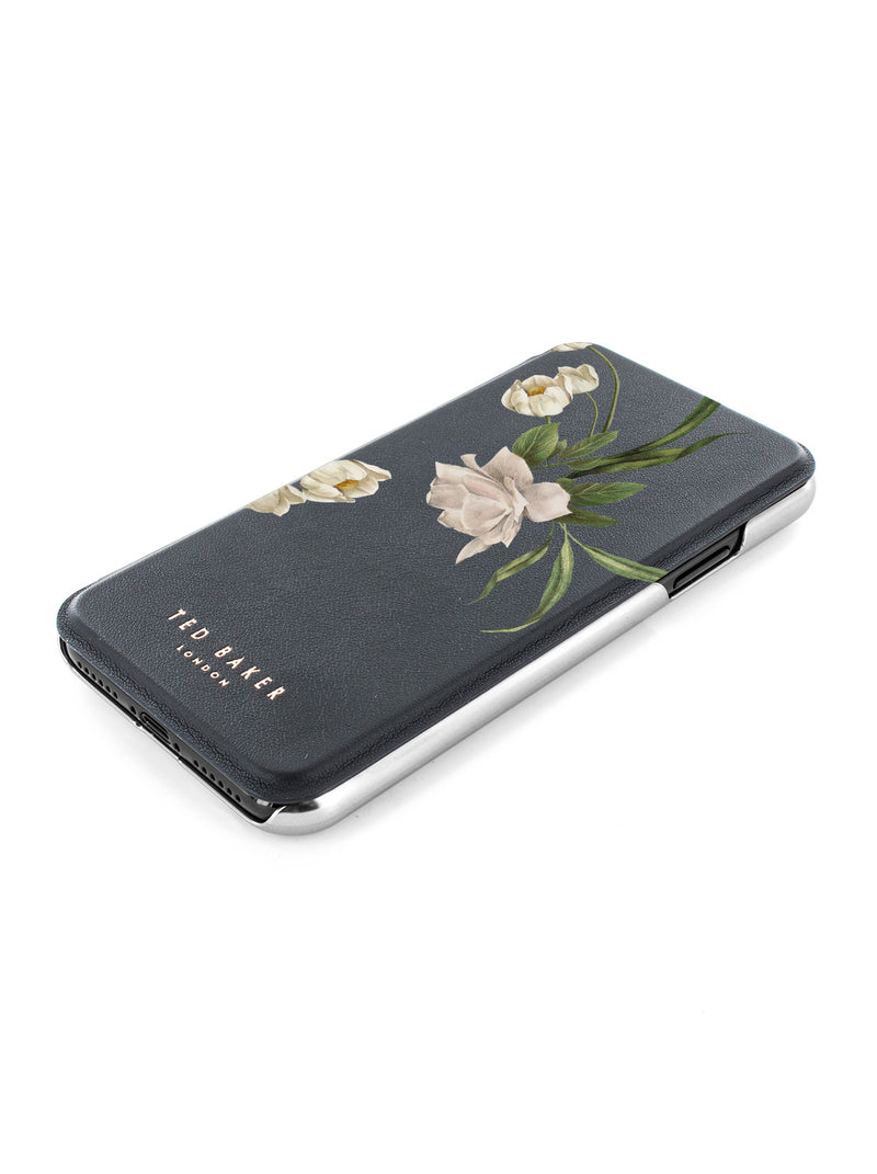 Ted Baker Mirror Case for iPhone XR - Elderflower