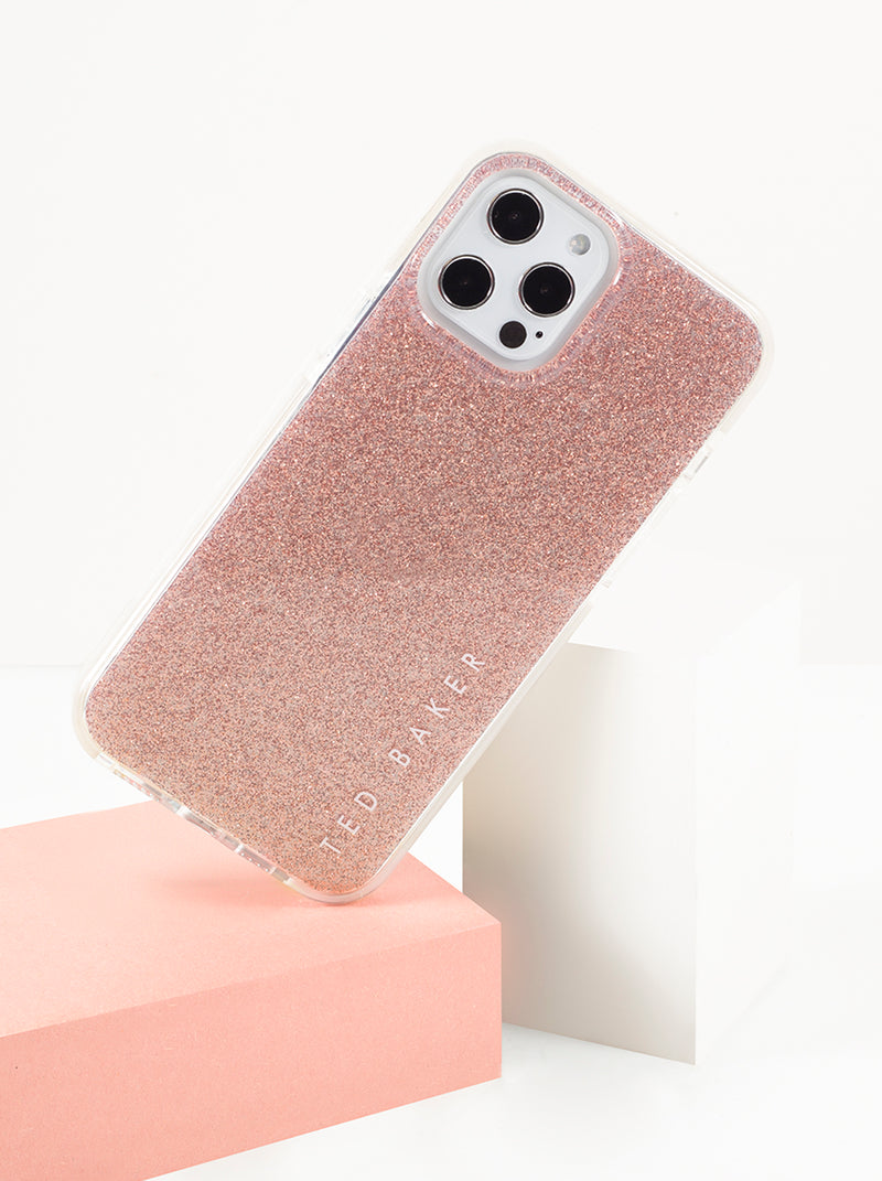 Ted Baker ROSSIY Anti-shock Case for iPhone 12 Pro - Glitter