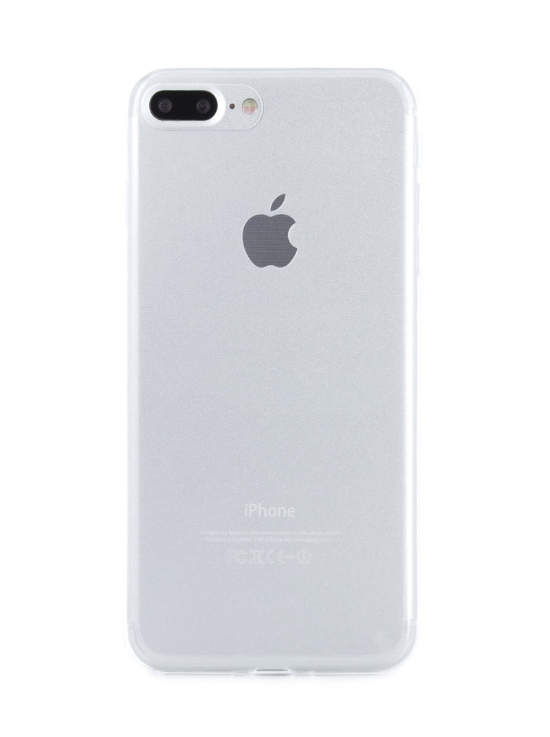 Hero image of the Proporta Apple iPhone 8 Plus / 7 Plus phone case in Clear