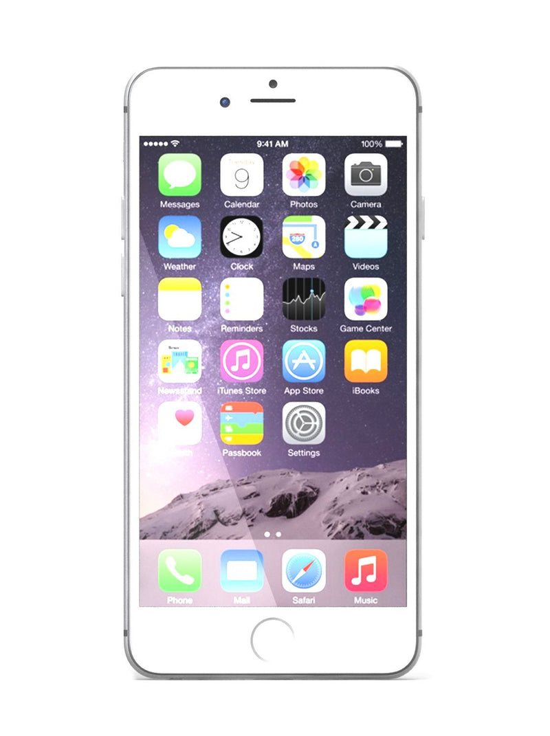 Front image of the Proporta Apple iPhone 8 Plus / 7 Plus phone case in Clear