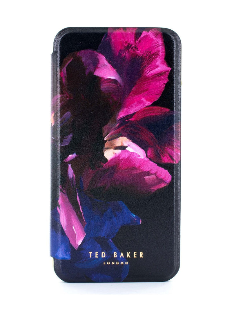 Hero image of the Ted Baker Apple iPhone XS / X phone case in Purple