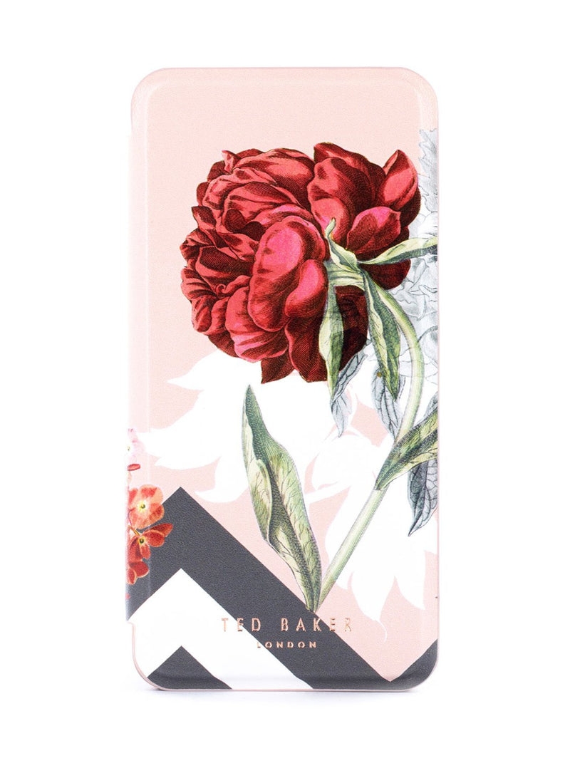 Hero image of the Ted Baker Apple iPhone 8 Plus / 7 Plus phone case in Nude