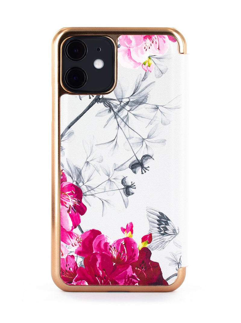 Ted Baker Book Case for iPhone 11- BABYLON