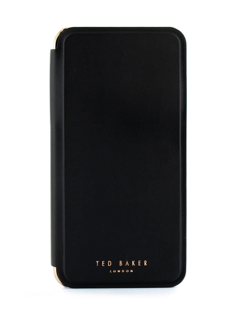 Hero image of the Ted Baker Apple iPhone XS Max phone case in Black