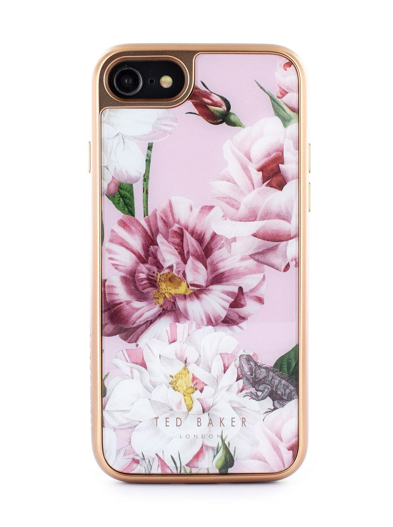 Hero image of the Ted Baker Apple iPhone 8 / 7 / 6S phone case in Pink