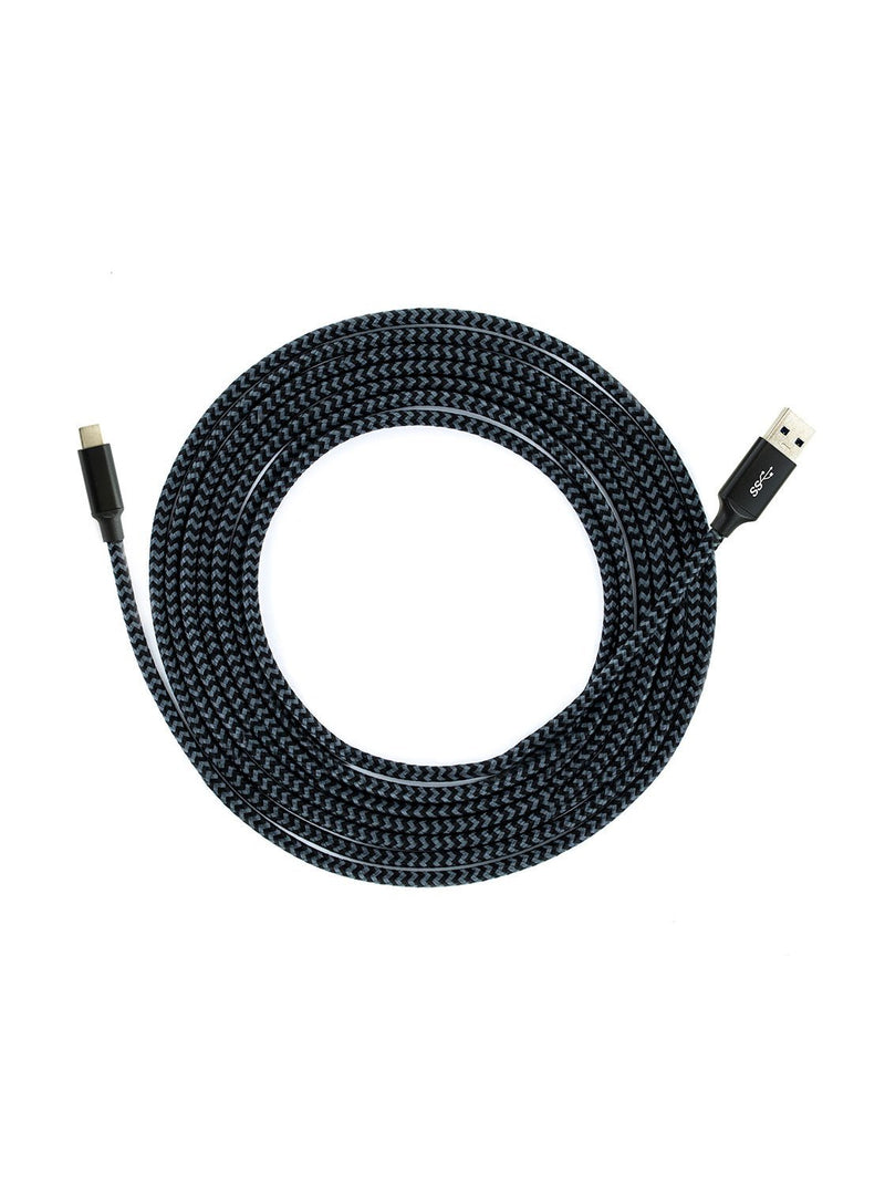 Package contents image of the Proporta Universal cable in Grey