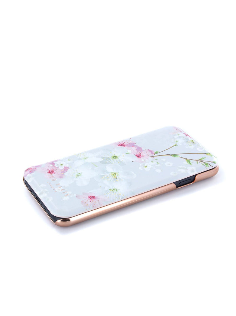 Ted Baker BROOK Mirror Folio Case for iPhone 8 - Oriental Blossom