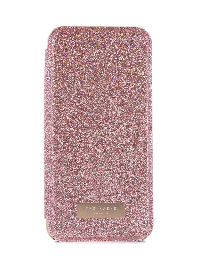 Hero image of the Ted Baker Apple iPhone 8 / 7 / 6S phone case in Rose Gold