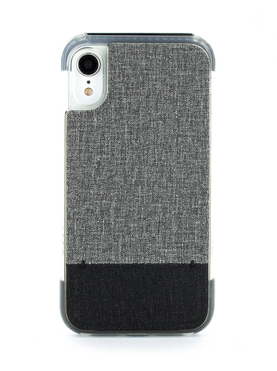 FLEX Anti Shock Kickstand Case for iPhone XR - Grey Marl