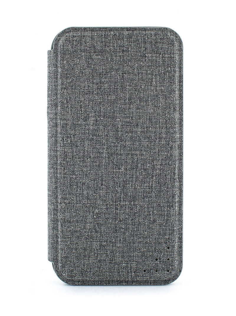Hero image of the Proporta Apple iPhone XS Max phone case in Grey