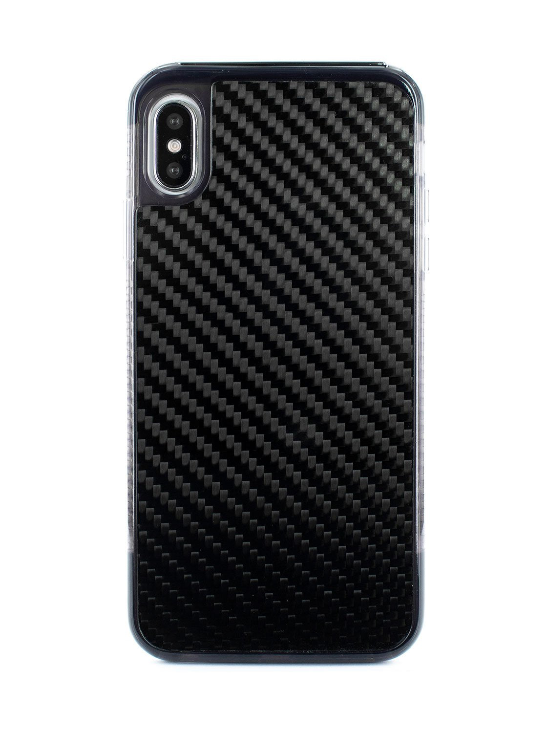 FLEX Anti Shock Kickstand Case for iPhone XS Max - Carbon Fibre