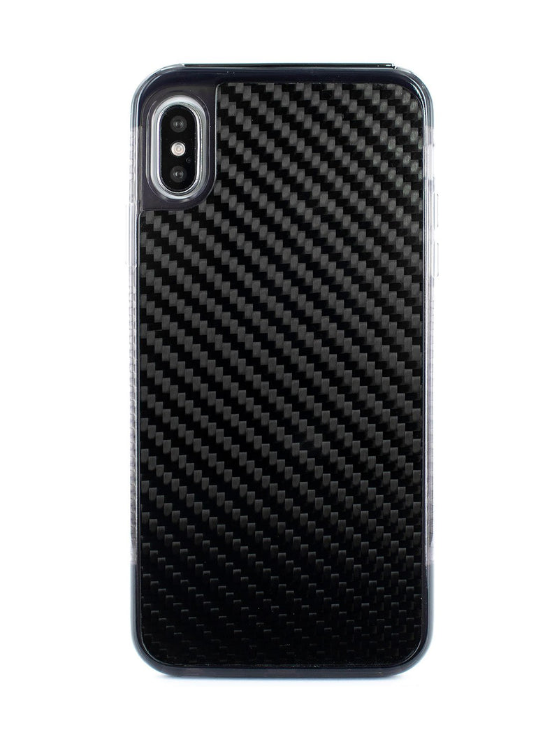 Hero image of the Proporta Apple iPhone XS Max phone case in Black
