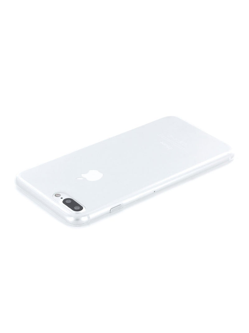 Face down image of the Proporta Apple iPhone 8 Plus / 7 Plus phone case in Clear