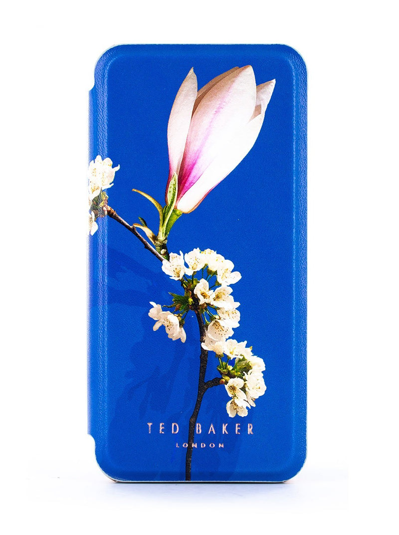 Hero image of the Ted Baker Apple iPhone SE / 5 phone case in Blue