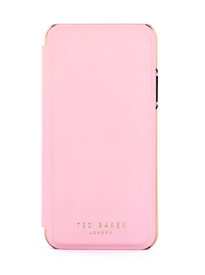 Hero image of the Ted Baker Apple iPhone XS / X phone case in Soft Rose Pink