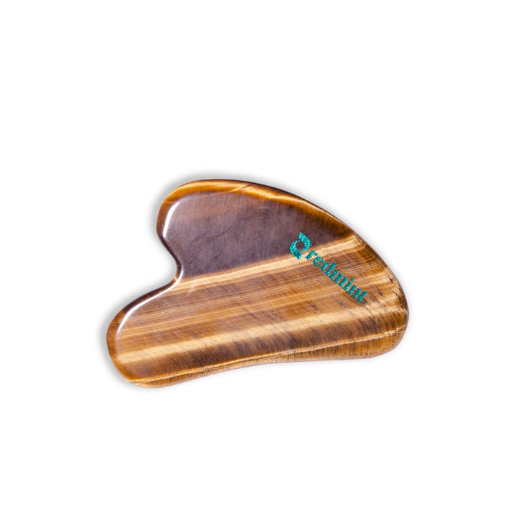 Tiger Eye Gua Sha Tool