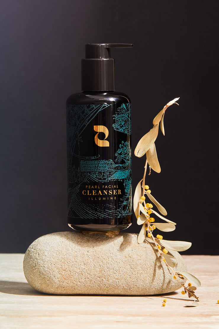 PEARL FACIAL CLEANSER