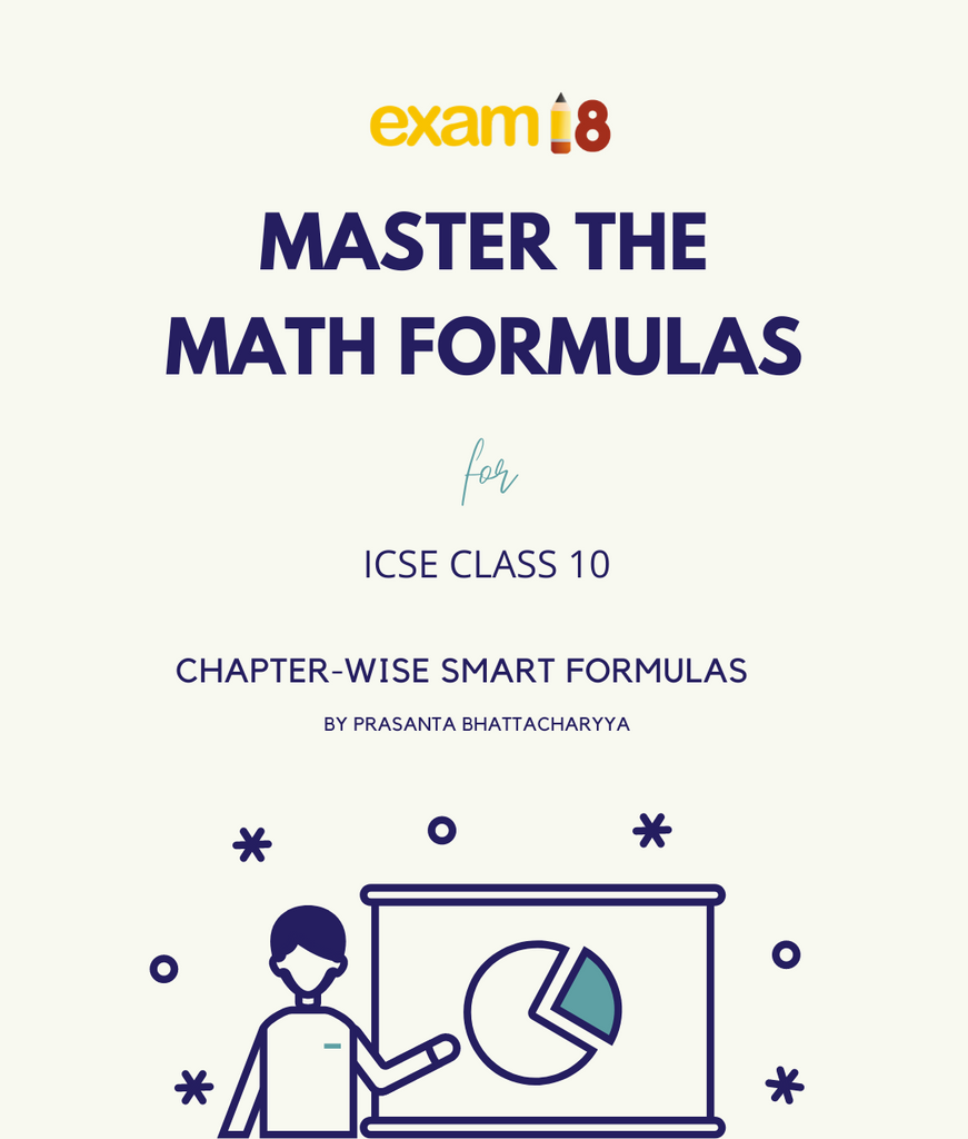 Maths Master Your Formulas for ICSE Class 10