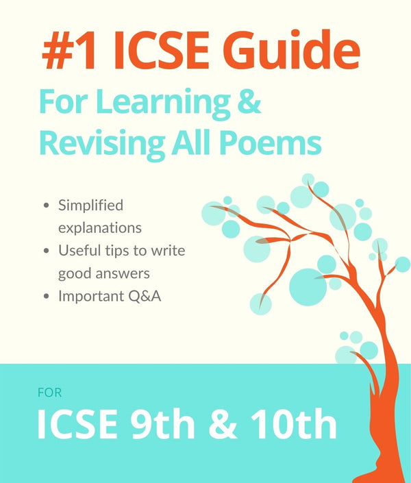 Ultimate Guide to ICSE English Treasure Trove Poems for Class 9 & 10